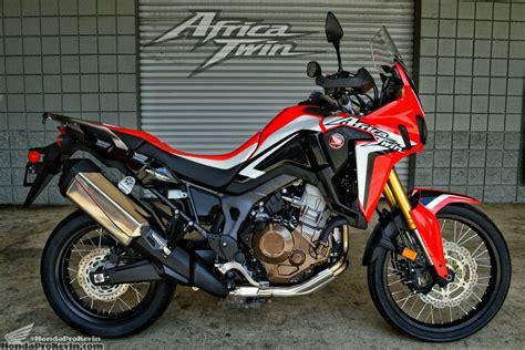 2016 Honda Adventure Motorcycles