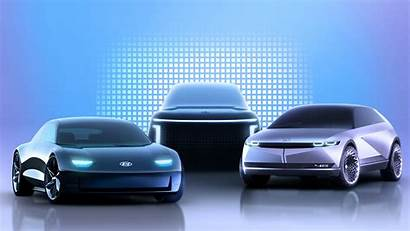 Hyundai Ioniq Brand Ev 2021 Crossover Evs