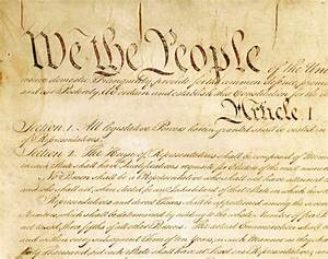 Understanding The Us Constitution U0026 39 S Preamble