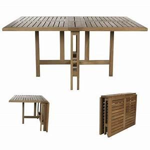 Table Pliante Gateleg Marie Claire Maison