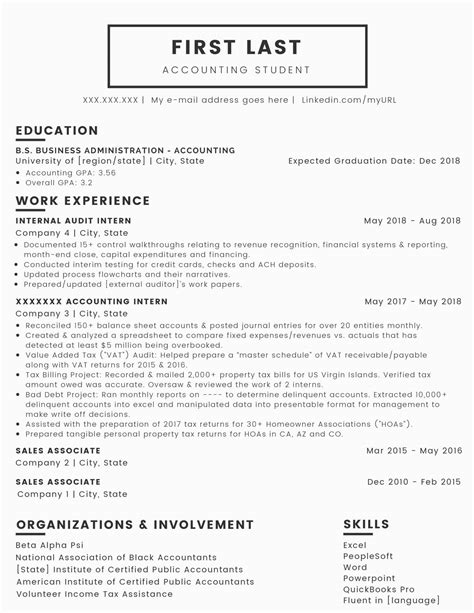 Reddit Best Resume Template - Database - Letter Templates