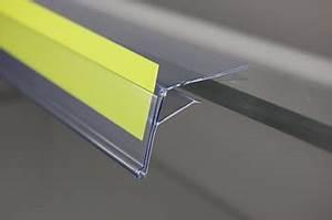 Porte Etiquette Prix : porte etiquette avec pince pour tablette verre ~ Teatrodelosmanantiales.com Idées de Décoration