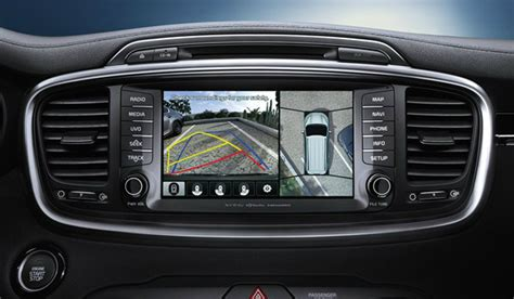 top  kia safety features