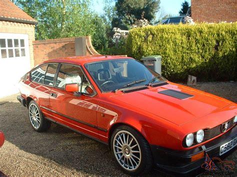 Alfa Romeo Gtv6 2.5 1985