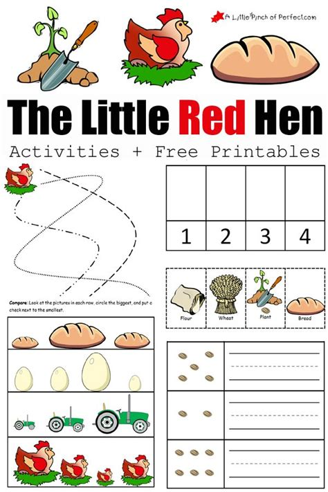 83 best bread wheat study for preschool images on 276 | 9646a47874c5820fc64862928b33c9c7 the little red hen activities preschool preschool themes