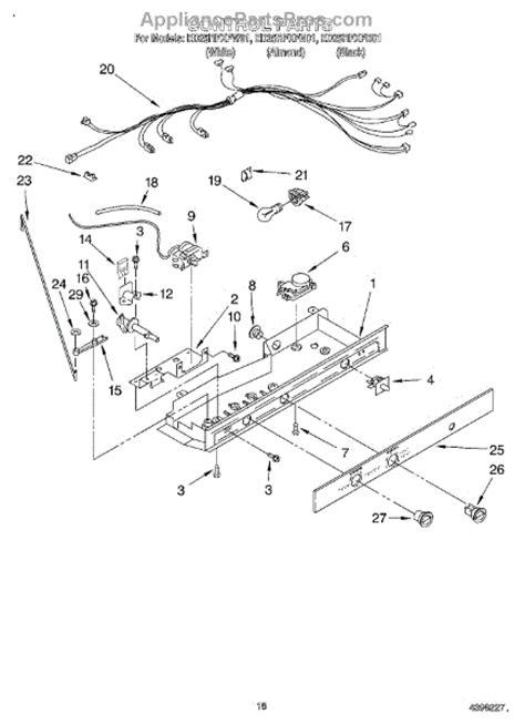 whirlpool w10822278 defrost timer appliancepartspros