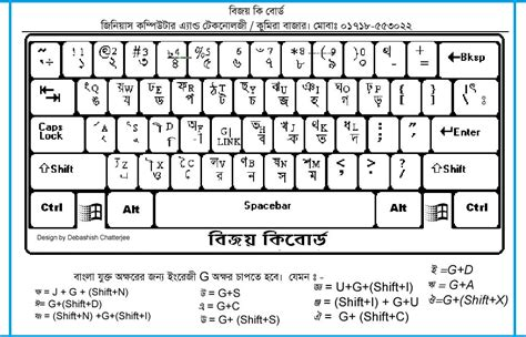 Keyboard For Windows 7 by Bijoy Typing Software Keyboard For Windows