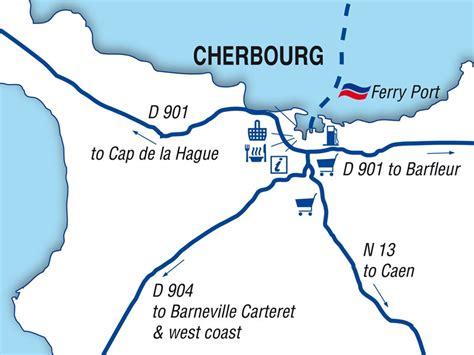 le bureau le havre cherbourg port guide ferries