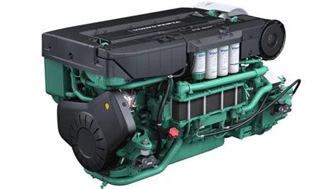 volvo penta motor power and flexibility