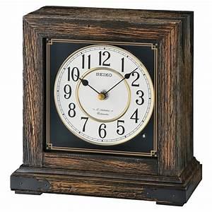 Seiko, Stable, Desktop, Clock, -, 8, In, Wide