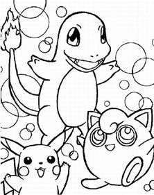 Coloriage De Pokemon A Colorier Sur L 39 Ordinateur Gratuitement