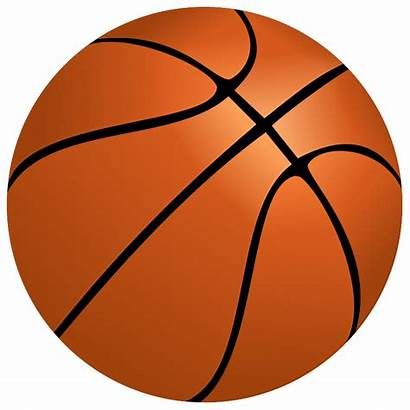 Basketball Clip Printable Sports Cutouts Ball Template