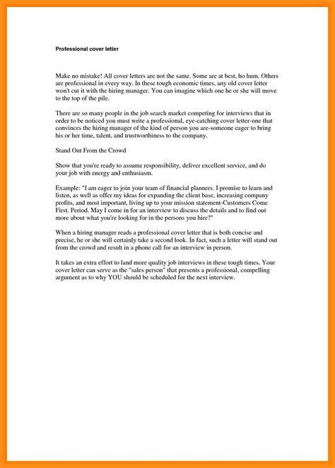 cover letter  memo format