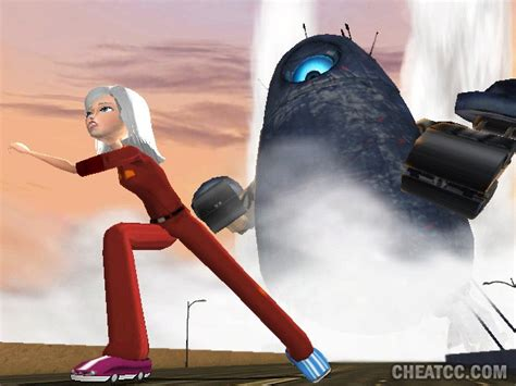 Monsters Vs. Aliens Review For Playstation 2 (ps2