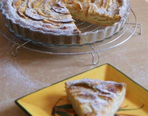 cuisine normande traditionnelle recette tarte normande aux pommes traditionnelle 750g