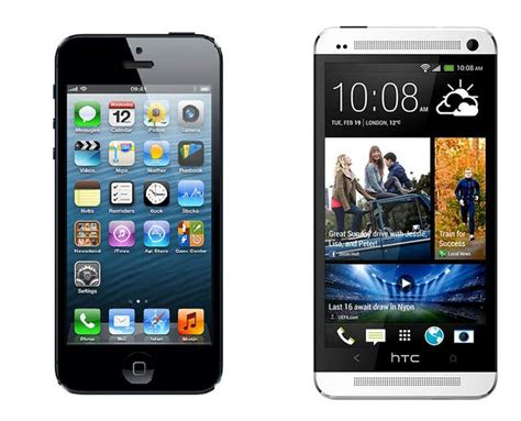 iphone 5 reviews htc one vs iphone 5 review review pc advisor