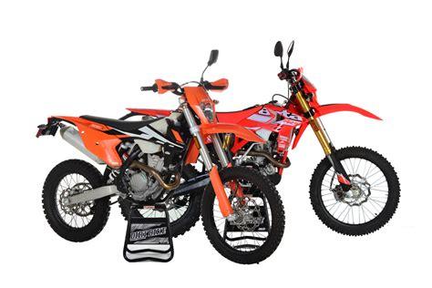 Two Greatest Dual Sport Bikes