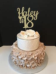 Best 18th Birthday Cake Ideas And Images On Bing Find What You