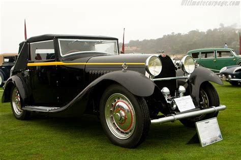 What Country Makes Bugatti by Click Here To Open The Bugatti Type 50 Brainsby Woollard