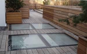 dalles pour terrasses macoccoverres doubles vitrages With site pour plan maison 12 dalles et planchers de verre