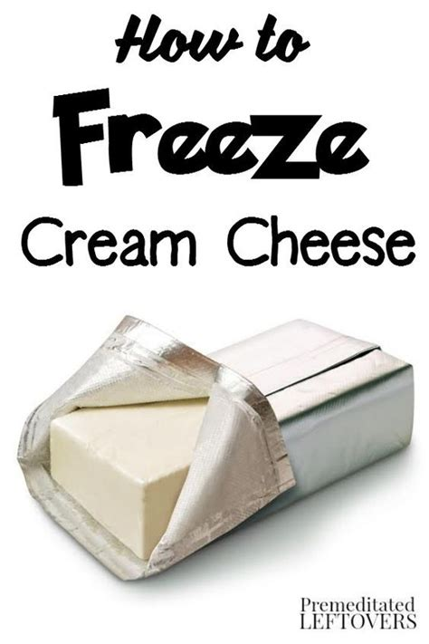 can u freeze cheese how to freeze cream cheese a well frozen and cream
