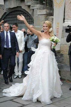 claudia schieffer   wedding