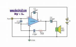 9 Volt Audio Power Amplifier