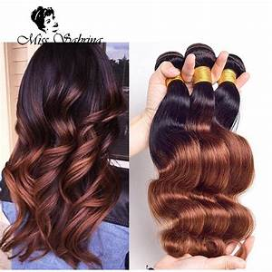 Hair Extension Color 33 Full Head Human Clip In 4 33
