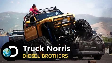 Chuck Norris Truck by Truck Norris Diesel Brothers
