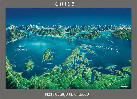 Archipielago de Calbuco Chile Chile