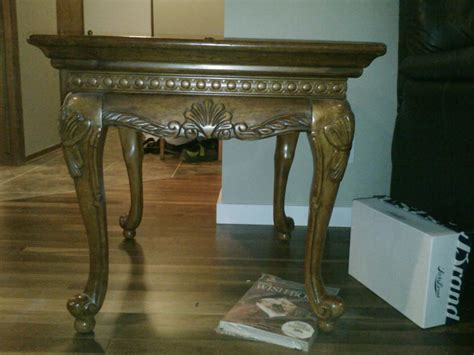 matching coffee and end tables 3 matching victorian style walnut coffee and end table set