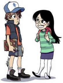 Gravity Falls Cute Couples