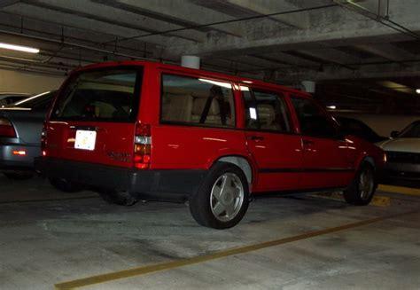 volvo  turbo wagon  sale  technical