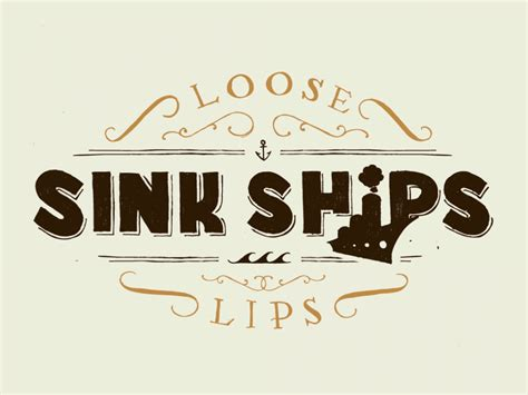 Sink Ships Meaning by The Phraseology Project