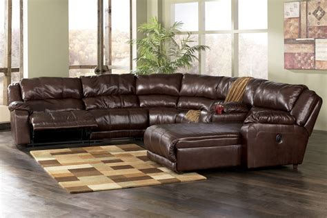 Light Brown Leather Sectional by Brown Leather Sectional Sofa With Chaise Types Of Luxury