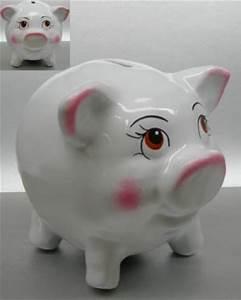 Sparschwein Zum Bemalen : sparb chsen sparschwein sparsau porzellansparschwein sparschweinschloss spardosen ~ Frokenaadalensverden.com Haus und Dekorationen