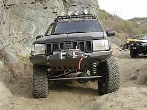 Custom Black Jeep Zj