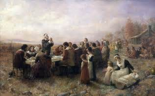 conscience of a conservative the thanksgiving and the story about why the pilgrims came