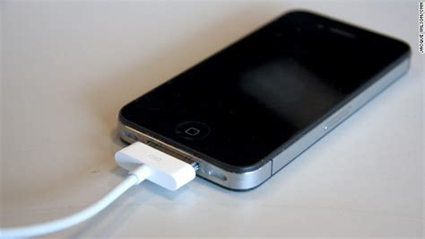 apple iphone chargers apple offers 10 trade ins for third chargers cnn