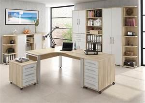 Arbeitszimmer Büromöbel MAJA Möbel SYSTEM 1297moebel dich