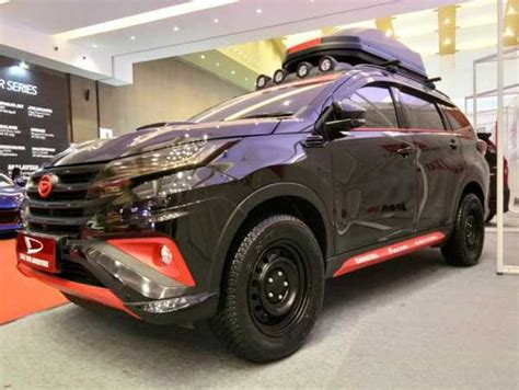 Modifikasi Daihatsu Terios by All New Terios Modifikasi Di Iims 2018 Futuready