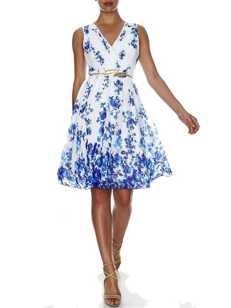 garden party print dress evening dresses formal dresses