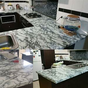 Aliexpress.com : Buy 0.6MX5M Self adhesive Marble Pattern ...