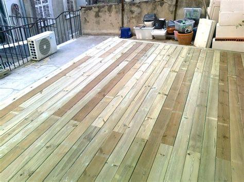 terrasse pin classe 4 terrasse en pin rainur 233 classe 4 sur toit terrasse en