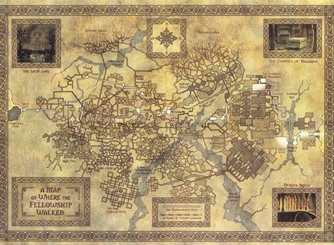 the minecraft of moria the imaginary atlas