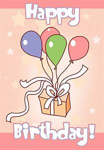 Invite Maker Online Free Balloons And Cake Birthday Card Free Greetings Island