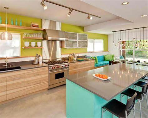 colorful kitchen 15 vibrant and colorful kitchen design ideas rilane