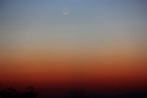eid al adha crescentnew moon photographs