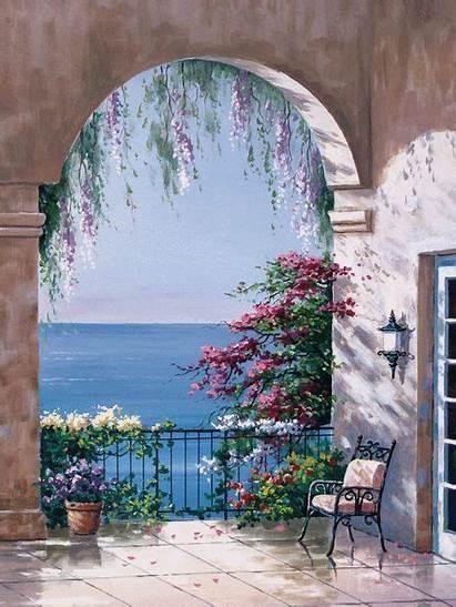 Painting Landscape Paintings Cuadros Beginner Pinturas Pintura