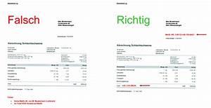 Muss Eine Rechnung Unterschrieben Werden : wichtig korrekte rechnungsstellung bei freiwilliger mehrwertsteuer option pinus ~ Themetempest.com Abrechnung